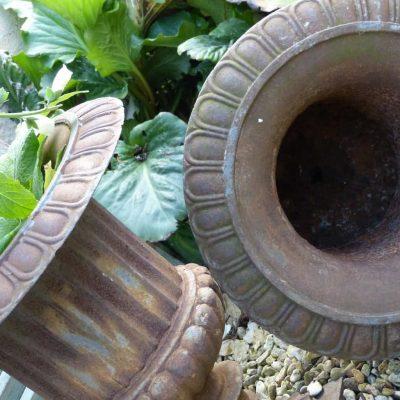 French Garden Urns